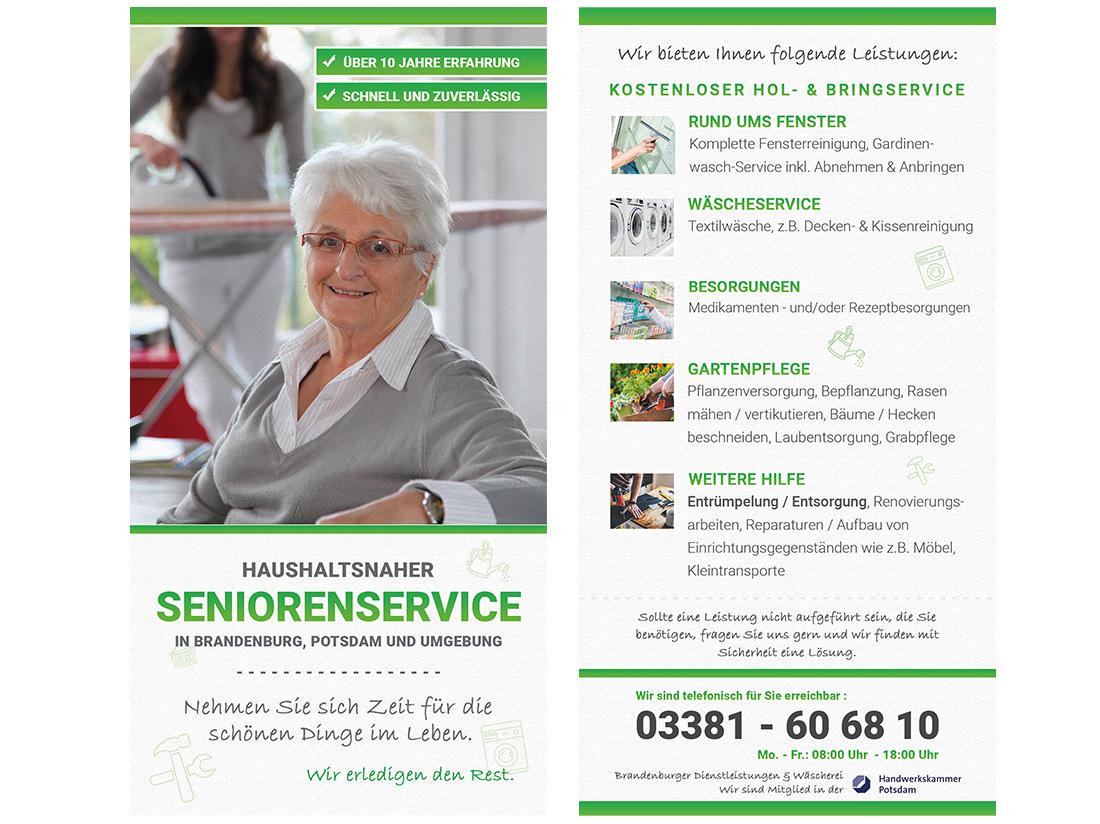 Flyer - AS-Dienstleistungen