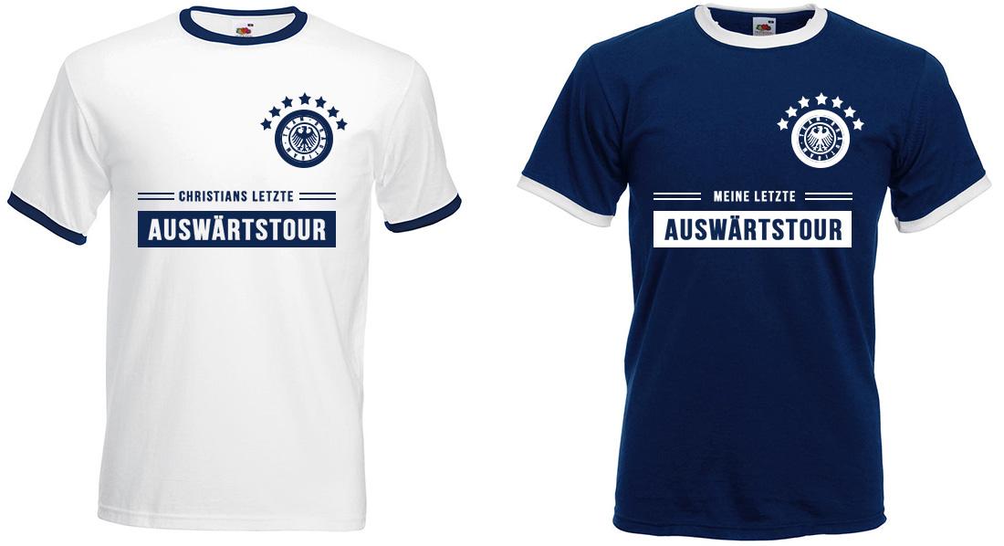T-Shirts Junggesellenabschied