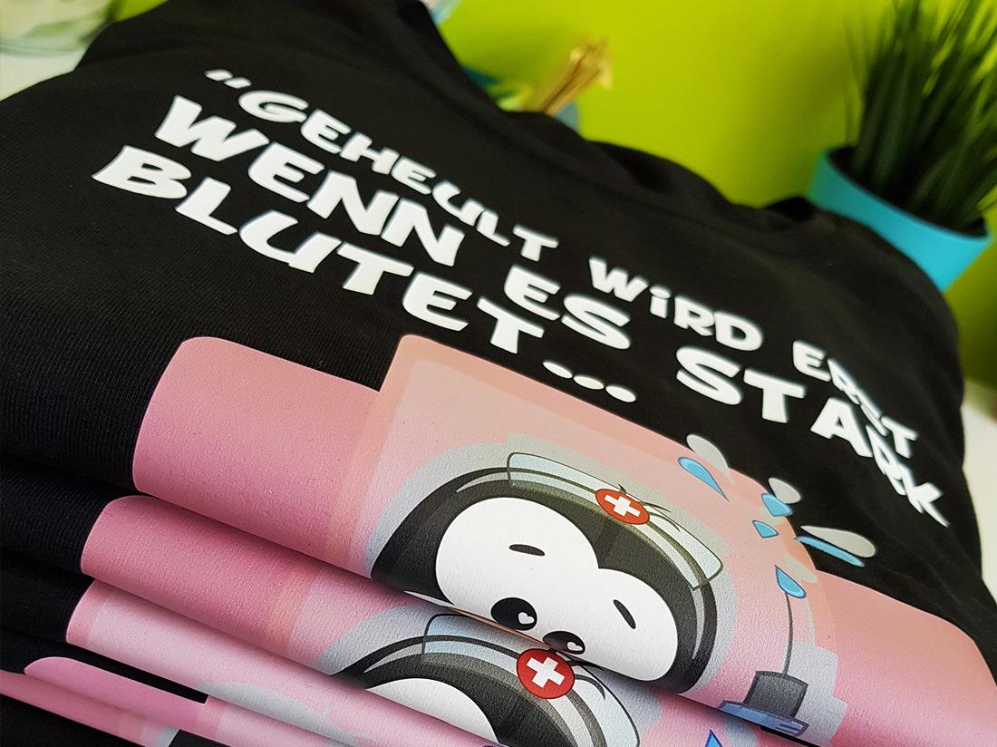 Textildruck Werbeagentur Brandenburg