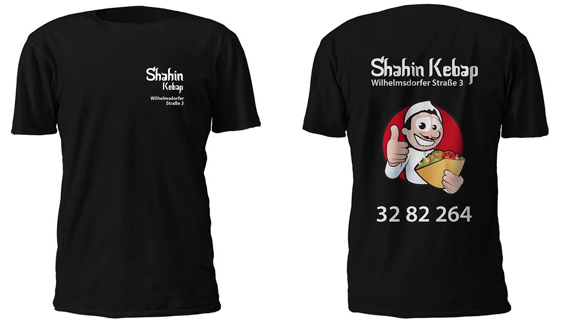 Shahin Kebap - T-Shirts